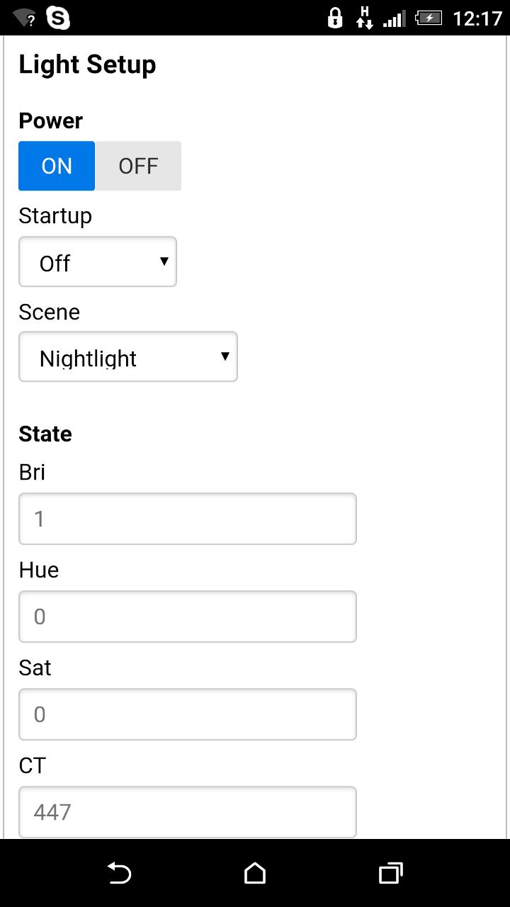 DIY Lights — diyHue 1 0 documentation